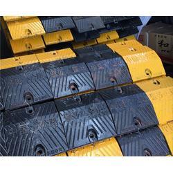 安徽捷远减速带(图)、橡胶减速带、合肥减速带图片