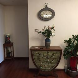 武汉实木家具-12橡树外贸家具公司-100 纯实木家具图片