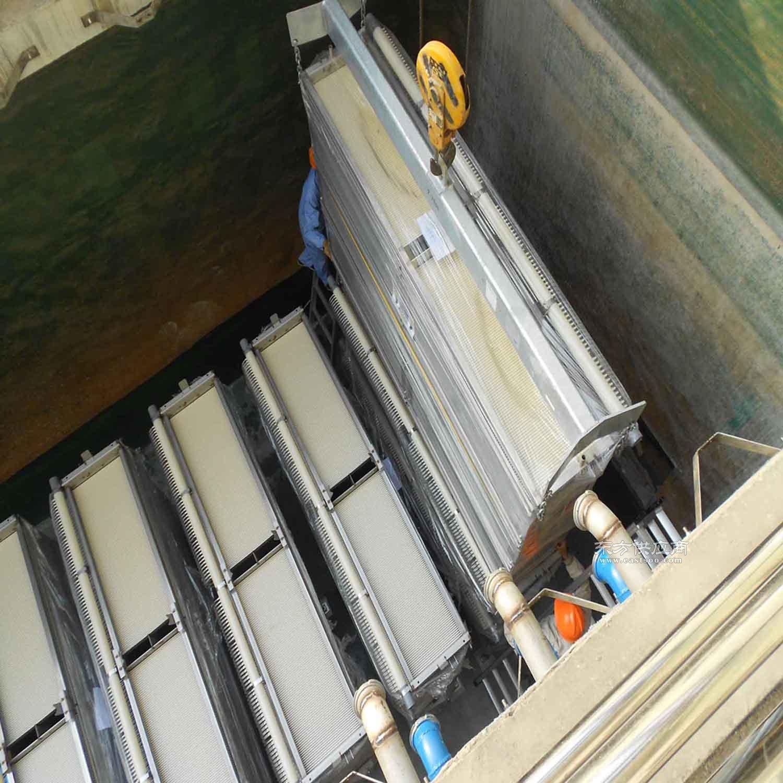 苏州平板膜、江苏泫槿环境科技公司、污水处理平板膜图片
