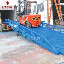 定做移动式登车桥、武汉移动式登车桥、北工机械服务保障(查看)图片