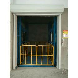 泉州升降货梯-北工机械-简易升降货梯图片