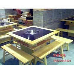 湖北火锅桌,高雅火锅桌家具,火锅桌子图片