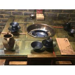 火锅桌,高雅火锅桌家具,取暖火锅桌图片