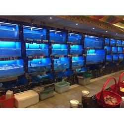 三明海鲜池设计-海鲜池-福建鑫宇海鲜池图片