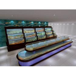 福州海鮮池定制、福州海鮮池廠家(在線咨詢)、福州海鮮池圖片