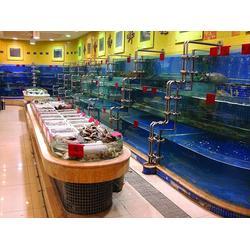 福州大型海鲜池,海鲜池,福州宇海鲜池图片