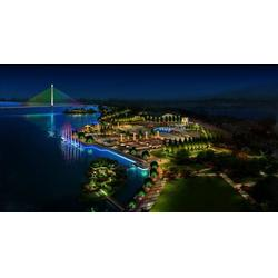 led景观亮化工程公司,品立照明,浙江景观亮化图片
