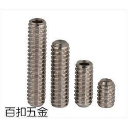 不锈钢内六角螺丝厂家直销-东莞百扣-不锈钢内六角螺丝图片