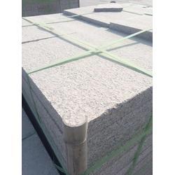 青岛火烧面工程板-万鹏石材(在线咨询)火烧面工程板图片