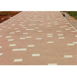 人行道透水砖施工方案,泰州透水砖,辛源牌透水砖图片