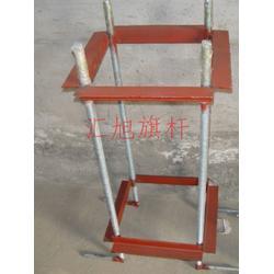 合肥不锈钢旗杆、不锈钢旗杆多少钱一米、合肥汇旭(优质商家)图片