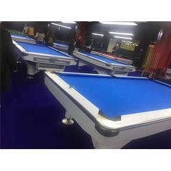 厦门美式黑八台球桌、博动体育用品、美式黑八台球桌图片