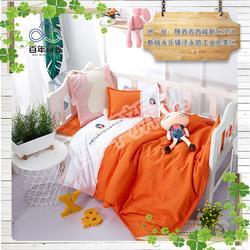 儿童床上用品哪家好,儿童床上用品,百年新业儿童床上用品图片