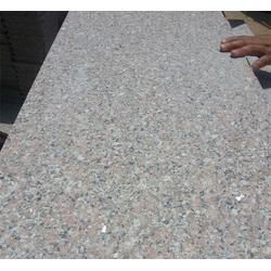 鑫垚城石材-干挂板-五莲红工程干挂板图片