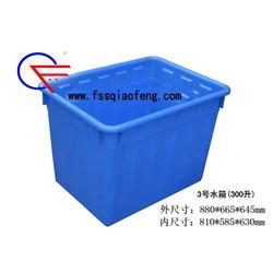 广州塑料周转箩,江门塑料周转箩胶箩,清远乔丰塑料餐具箱图片