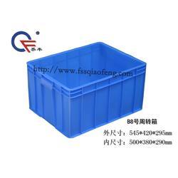 六盘水塑料周转箱、贵阳塑料周转筐厂家、黔南塑料周转箱图片