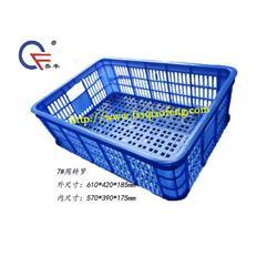 福州塑料周转箱|漳州塑料零件盒供应|厦门乔丰塑料周转筐图片