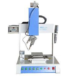 双平台焊锡机-鑫华666(在线咨询)焊锡机图片
