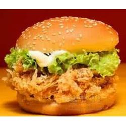 华顺食品汉堡炸鸡加盟_开个炸鸡汉堡店多少钱_曾家镇炸鸡汉堡图片