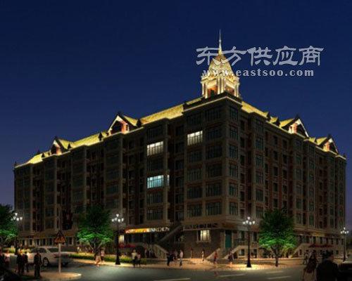 国力广告公司(图),太原建筑物亮化工程,太原建筑物亮化图片