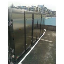 排烟管道-苏州申日通风设备-厨房排烟管道设计图片