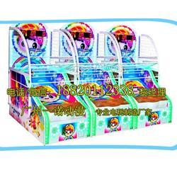 商场新款电玩篮球游戏机出售小篮球机图片