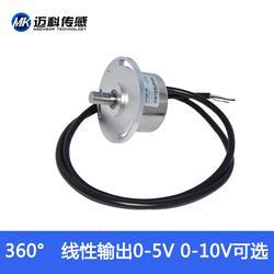 LW120A无触点霍尔角度传感器、旋转角位移传感器 、电位编码器图片
