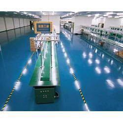 合肥环氧地坪漆-安徽世博公司-防静电环氧地坪漆图片