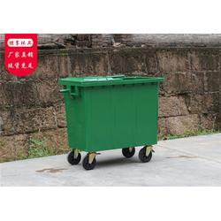 重庆钢木垃圾桶_永康绿享环卫_钢木垃圾桶图片
