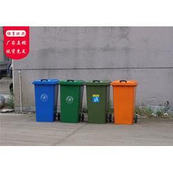 重庆钢木垃圾桶、钢木垃圾桶生产、永康绿享环卫(优质商家)图片