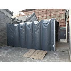 推拉伸缩篷设计,沧州推拉伸缩篷,聊城姚氏篷业(图)图片
