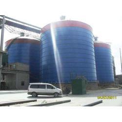 淮安钢板仓厂、裕盛钢板仓建设、镀锌板钢板仓厂家图片