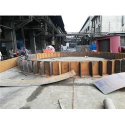 焊接式钢板仓-汕尾钢板仓-聊城裕盛钢板仓(查看)图片