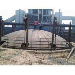 大型螺旋鋼板庫-鞍山鋼板庫-聊城裕盛鋼板倉(查看)圖片