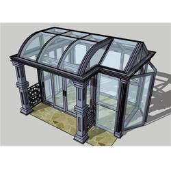 玻璃陽光房-意博門窗大眾信賴-玻璃陽光房搭建