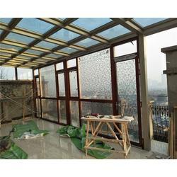 意博门窗有口皆碑 订制铝合金阳光房-金华铝合金阳光房图片