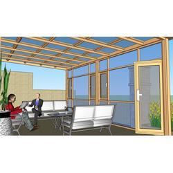 玻璃阳光房-意博门窗精选品质-玻璃阳光房品牌图片