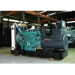 大型柴油发电机组租赁,发电机组租赁,老黄牛机电设备(查看)图片