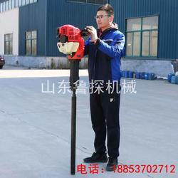 QTZ-2民用小型单人便携式取土钻机地质勘探岩心取样钻机厂家直销图片