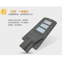 莱亮科技(图)|太阳能感应路灯厂家|太阳能感应路灯图片