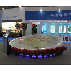 展厅电子沙盘怎么样-电子沙盘-鸿光科技图片