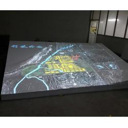 全息投影沙盘-投影沙盘-鸿光科技图片