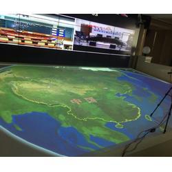 投影沙盘-鸿光科技-投影沙盘