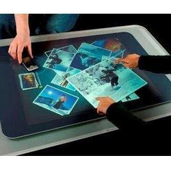 互动数码桌方案,互动数码桌,北京鸿光科技(查看)图片