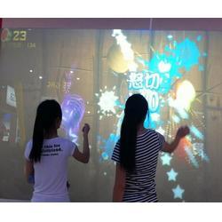 鸿光科技(图)、儿童互动绘画投影系统、儿童互动绘画投影图片