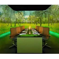全息數字餐廳-數字餐廳-鴻光科技圖片