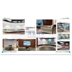 湖北多媒体互动展厅-鸿光科技公司-多媒体互动展厅公司图片