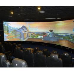 3D影院系统解决方案-鸿光科技(在线咨询)3D影院图片
