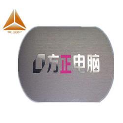 精琢艺不锈钢蚀刻加工厂,标牌logo订购图片