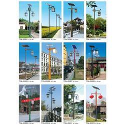 8米太阳能路灯厂家、太阳能路灯、金流明灯具美观大方图片